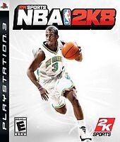 Playstation 3: NBA 2K8