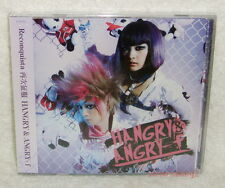 Japan HANGRY & ANGRY-F Reconquista Taiwan Ltd CD+DVD