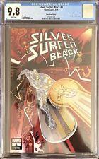 Silver Surfer: Black - CGC 9.8 Clover Press Edition (123)