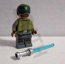 Lego Star Wars Rebels NEW Kanan Jarrus blind minifig 75170 Phantom 2017 mask FRI