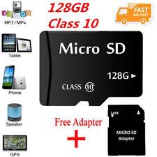 128GB Micro SD Card Class 10 TF SDHC SDXC Scheda di memoria flash con adattatore