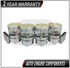 Piston Set Fits GM Savana Suburban Express Kodiak 7.4L - SIZE 020