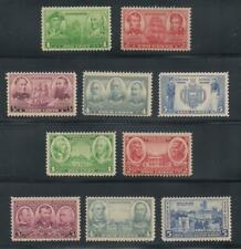 Army-Navy Issue of 1936-1937  #785-794