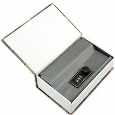 English Dictionary Safe Hidden Secret Jewelry Security Money Cash Stash Box