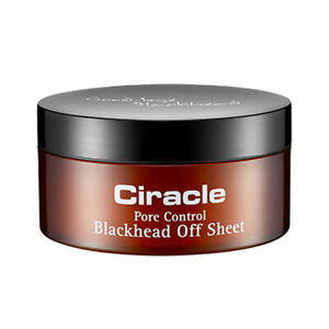 [Ciracle] Pore Control Blackhead Off Sheet 50ml (40 Sheets)