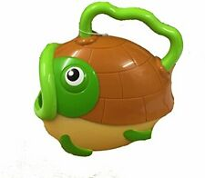 Bubble Factory Wind Up Bubble Blower Turtle Machine