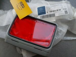 Genuine Mercedes-Benz W140 S-class Additional Stop Lamp Light A14082018567101