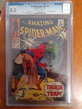 Amazing Spiderman #54 cgc 8.5.