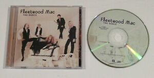 ROCK FLEETWOOD MAC THE DANCE CD LIGHTLY USED NEARLY NEW PLAYS FINE 1997