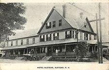 A View of the Hotel Alstead, Alstead Nh 1909