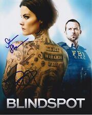 JAIMIE ALEXANDER & SULLIVAN STAPLETON autographed BLINDSPOT KURT & JANE photo