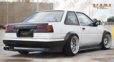 Toyota Corolla AE86 Coupe CARBON FIBER Lightweight Boot Lid Complete v4