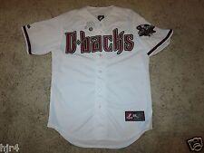 Arizona Diamondbacks MLB World Series Majestic Dbacks Jersey SM S NEW