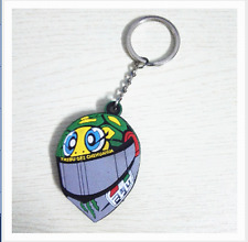 1pcs creative bike helmet Key Chain Key Ring