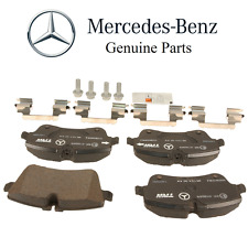 NEW Mercedes W203 C203 C230 C240 Front Brake Pad Set GENUINE 005 420 62 20