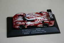 1/43 TOYOTA GT ONE ZENT LE MANS 1998 BRUNDLE COLLARD HELERY ONYX MINOR BOX WEAR