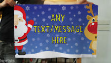 Fabric Christmas Christmas Party Banners, Buntings & Garlands