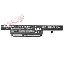 New listing Genuine Battery For Clevo C4100 C4500 C4500Q C5100Q C5105 C5500Q W170 C4500Bat-6