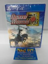 DYNASTY WARRIORS 9 PS4 PLAYSTATION 4 NUOVO SIGILLATO