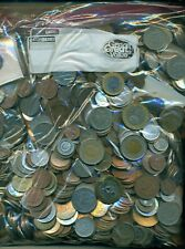 14 Pounds of Assorted World Coins.Nice Variety! Lot #757
