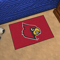 "University of Louisville Durable Starter Mat - 19"" X 30"""