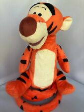 Turbo Tail Tigger Bouncing Talking Plush Fisher Price Disney