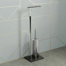 Square Stainless Steel Bath Accessory Sets
