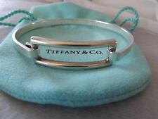 Tiffany & Co. Sterling Silver Hinged Bangle Bracelet