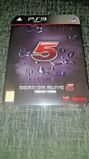 Dead or Alive 5 - Collector's Limited Edition Ps3/PlayStation 3 Game New &Sealed