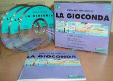 LA GIOCONDA - Amilcare Ponchielli - Oper  MARIA CALAS  (3 CDs) Digitaly Remaster