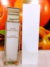 DIOR PRESTIGE LA LOTION ESSENCE DE ROSE 5OZ / 150ML New White Box AUTHENTIC GUAR