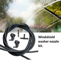 Windscreen Washer Nozzle Jet Kit for Jeep Grand Cherokee Chevrolet Malibu