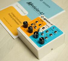 Modulor A1 mini semi-modular synthesizer used, open box demo unit