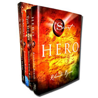 The Secret Series 4 Books Collection Set By Rhonda Byrne,The Secret,The Power ..