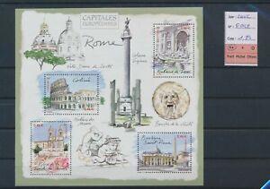 LN80898 France 2002 Rome landmarks good sheet MNH fv 1,84 EUR