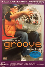 GROOVE: COLLECTOR'S EDITION – DVD, GREG HARRISON, JOHN DIGWEED