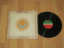 King Crimson – Larks' Tongues In Aspic / ATLANTIC VG COND LP***