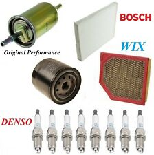 Tune Up Kit Filters Spark Plugs For FORD MUSTANG V8 5.4L 2007-2009