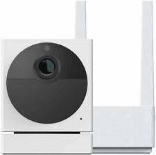 WYZE Cam Outdoor Starter Bundle (Includes Base Station and 1 Camera), 1080p HD I
