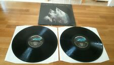 Genesis Seconds Out Live UK Gatefold 2LP GE2001 Classic Prog Rock