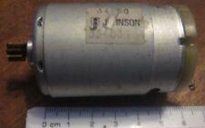 Johnson 33481 7.2 V Unité de Moteur de remplacement moteur * 6