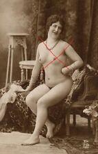 21759/ Foto AK, Vintage Erotik, sexy girl, Pin-Up, ER Paris  204, ca. 1910