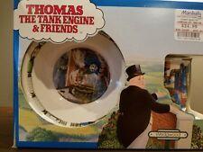 Nib Wedgwood - Thomas The Tank Engine & Friends Trains - Plate - Bowl -Cup Set