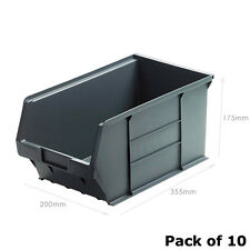 XL5 Grey Picking Bin Size 5 (10 Pack) Recycled Plastic