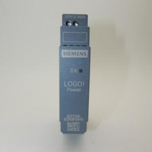 Siemens LOGO! Power 6EP3330-6SB00-0AY0 24V 0.6A Power Supply