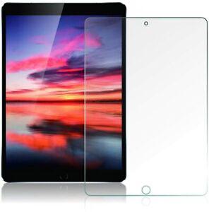 Tempered Glass Apple iPad Screen Protector Pro Air Mini 3 4 5 7 8 Gen Premium
