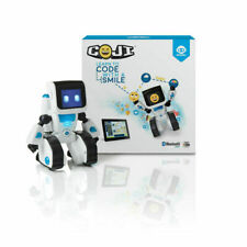 WowWee COJI The Coding Robot Bluetooth Learn to Code STEM Programming Toy