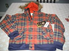 YOUTH GIRLS BURTON DRYRIDE THERMEX WHISPER Jacket COAT  Size L LARGE 14/16 NWT