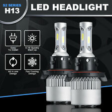 CREE H13 9008 1020W 153000LM LED Headlight Kit Hi-Lo Beam Lamp Bulbs White 6500K