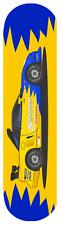 Car Art Skateboard Deck canadian hard rock maple race jdm